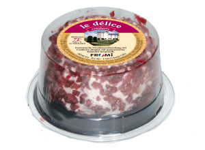 Fromi Le Delice Cranberry 110g