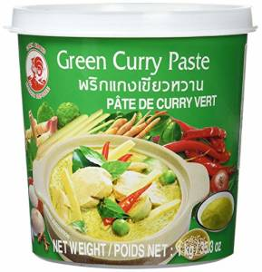 Green Curry Paste 400 g