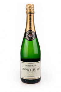 Monthuys Pere et Fils Champagne Reserve Brut 750 ml