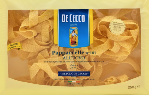 Pappardelle n°101 All'Uovo 250 g