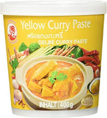 Yellow Curry Paste 400 g