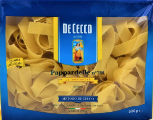Pappardelle n°201 500 g