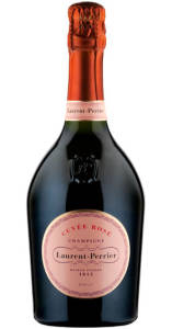 Laurent-Perrier Cuvee Rose Champagne Brut 750ml