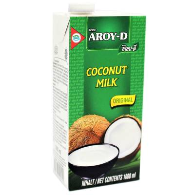 Aroy-D Coconut Milk 1000 ml