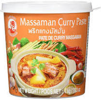 Massaman Curry Paste 400 g